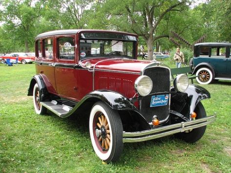 DeSoto 1928