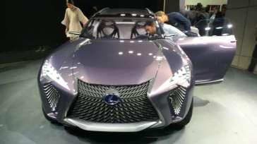 Lexus IXSport