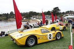 Ford GT40 Mk IV Lineup