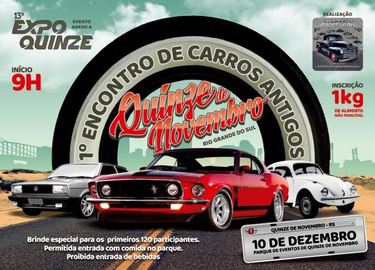 10-12-2017 - QUINZE DE NOVEMBRO -RS
