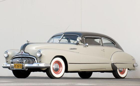 "b11 - ""Buick"" o Luxo Americano"