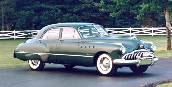 "b12 - ""Buick"" o Luxo Americano"
