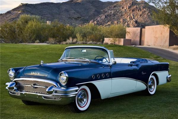"b14 - ""Buick"" o Luxo Americano"
