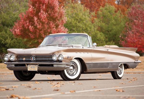 "b19 - ""Buick"" o Luxo Americano"