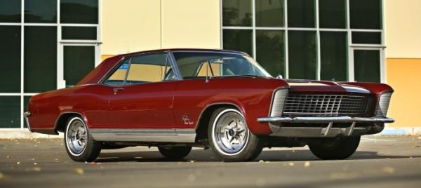"b21 - ""Buick"" o Luxo Americano"