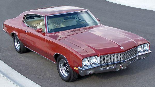 "b22 - ""Buick"" o Luxo Americano"