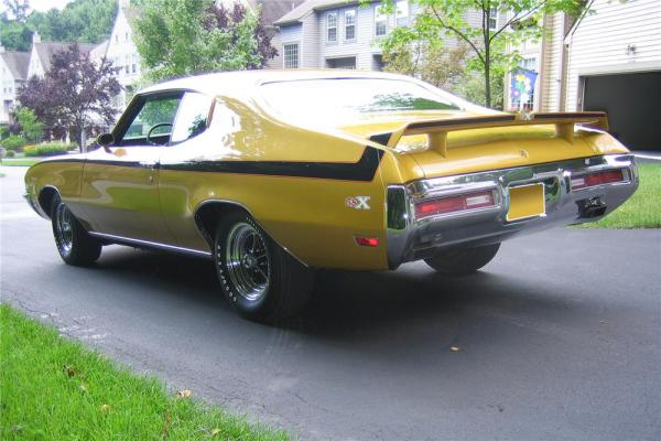 "b41 - ""Buick"" o Luxo Americano"