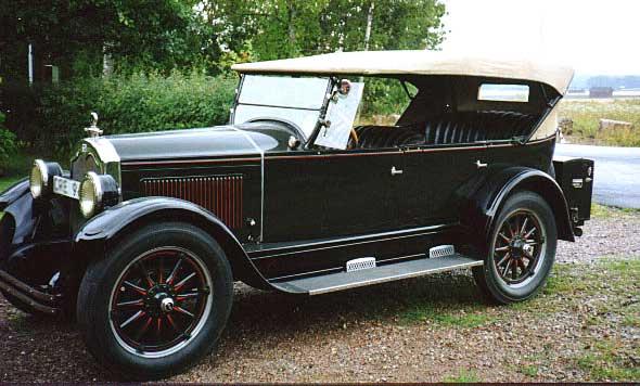 "b6 - ""Buick"" o Luxo Americano"