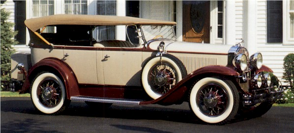 "b7 - ""Buick"" o Luxo Americano"