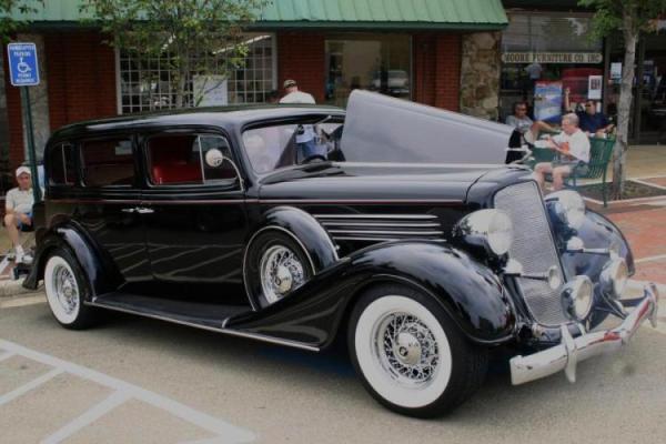 "b9 - ""Buick"" o Luxo Americano"