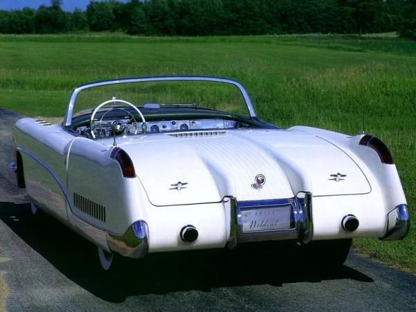 "c4 - ""Buick"" o Luxo Americano"