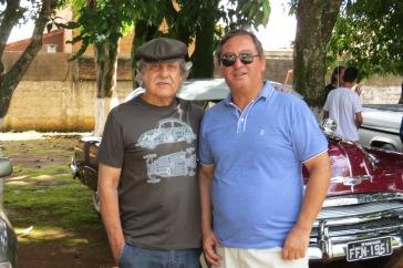 Tonho Carlini e Marcus Vinicius (Gasolina na Veia)