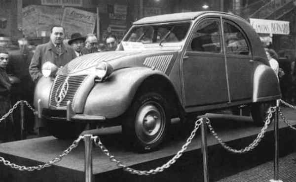 """c16 - """"Citroën"""" a história que você não conhece"""