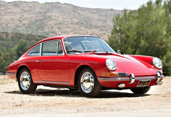 1964 Porsche 911 2.0 Coupe (901); top car design rating and specifications